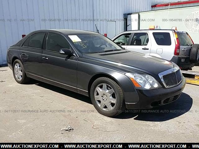 used 2004 maybach 57 base sedan 4 door car for sale, used car for