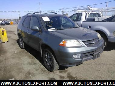 Used ACURA MDX TOURING W NAV SYSTEM Car For Sale In Nigeria - Acura mdx 2001 for sale