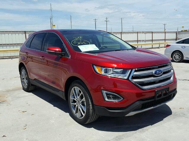 Used  Ford Edge Titan Car For Sale In Nigeria