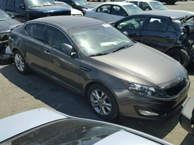 Perfect Used 2011 KIA OPTIMA EX/ Car For Sale In Nigeria
