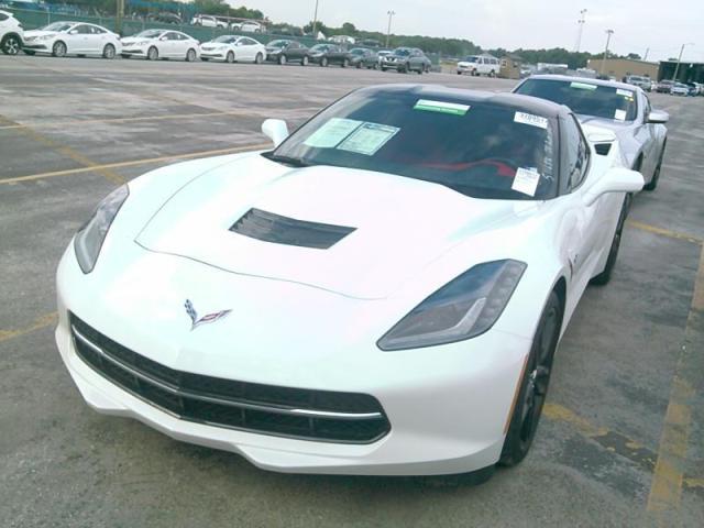 used 2014 chevrolet corvette stingray z51 3lt car for sale in