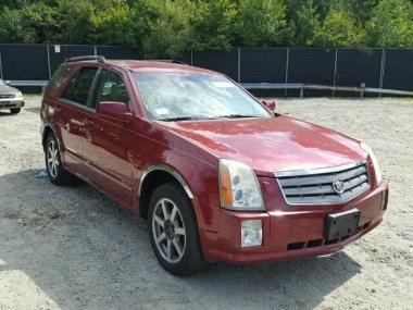 Used 2004 CADILLAC SRX Car For Sale In Nigeria – Used Car for Sale