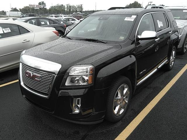 Used 2015 Gmc Terrain Mpv Car For Sale In Nigeria Used Car For