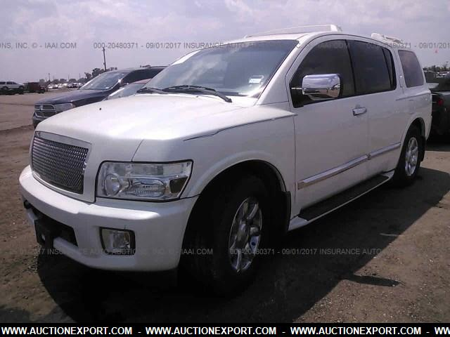 Used 2004 Infiniti Qx56 Wagon For Sale In Nigeria Used Car For