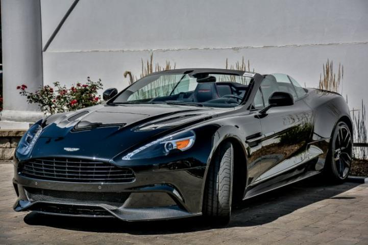 Used ASTON MARTIN Vanquish Car For Sale In Nigeria Used Car - Aston martin used for sale