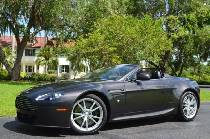 Thinking Of Buying A Used Car In Nigeria? Visit Auctionexport.com Make: Aston  Martin Model: V8 Vantage Year: 2014 Mileage: 2932 Exterior Color: GRAY ...