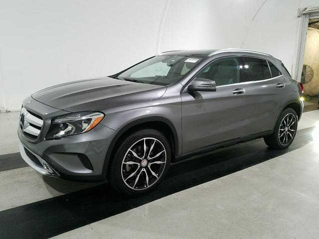 Visit Auctionexport Make Mercedes Benz Model Gla Year 2017 Mileage 10 624 Mi Exterior Color Interior Gray Drivetrain 2 Wheel Drive