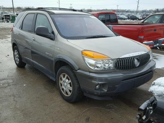 Used 2002 BUICK RENDEZVOUS Car For Sale In Nigeria Used Car For